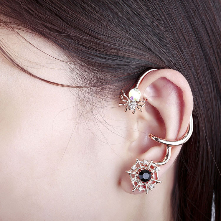 Fashion Spider Earrings GG716EH